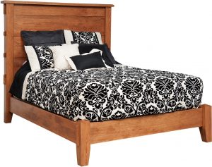 Bungalow Hardwood Bed