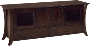 Caledonia TV Cabinets with Drawers