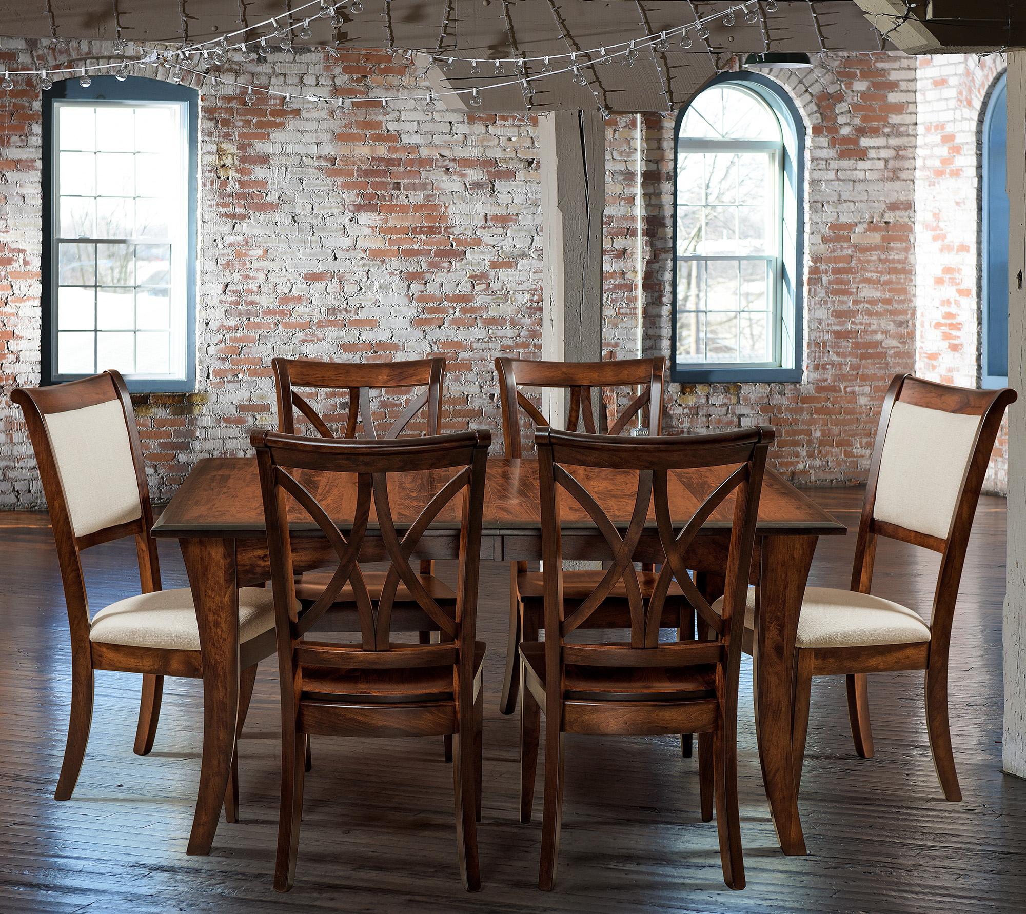 Callahan Dining Chair Custom Callahan Dining Chair