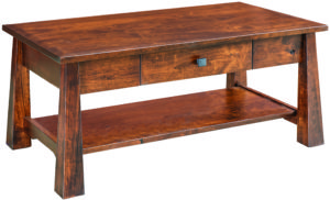 Cambridge Hardwood Coffee Table