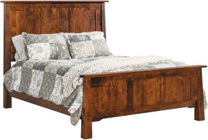 Cambridge Low Footboard Bed
