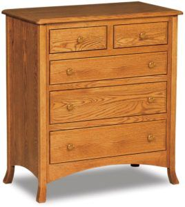Carlisle Five Drawer Child's Chest