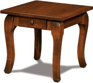 Cascade Amish End Table