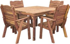 Cedar Casual Dining Set