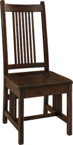 Centennial Mission Dining Chair