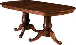 Chancellor Double Pedestal Dining Table
