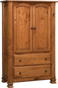 Charleston Hardwood Armoire