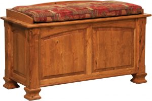Charleston Hardwood Blanket Chest