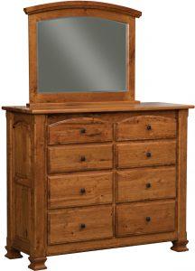 Charleston Hardwood Dresser