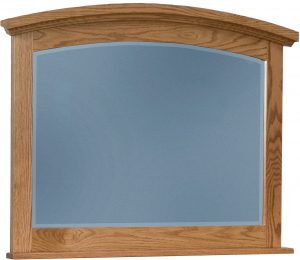 Charleston Hardwood Dresser Mirror