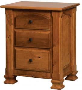 Charleston Hardwood Nightstand