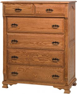 Classic Heritage Wood Grand Chest