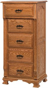 Classic Heritage Hardwood Lingerie Chest