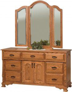 Classic Heritage Two Door Dresser