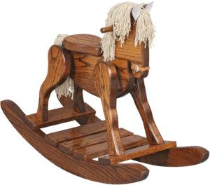 Classic Style Rocking Horse