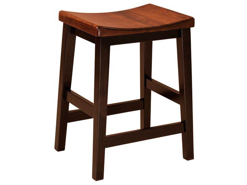 Coby Bar Stool Amish Coby Bar Stool Custom Coby Bar Stool
