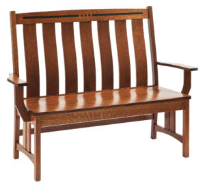 Colebrook Hardwood Bench