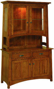 Collbran 2-Door Hutch
