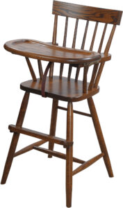 Comback Style High Chair