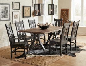 Country Shaker Dining Collection