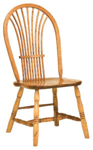 Country Sheaf Dining Chair