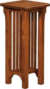 Craftsman Hardwood Plant Stands