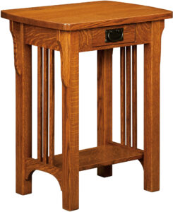 Craftsman Telephone Stand