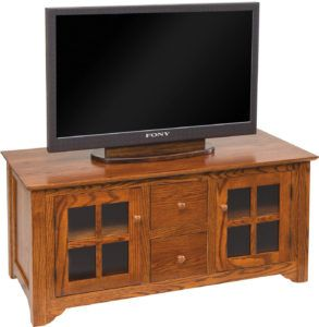 Craftsman TV Cabinet
