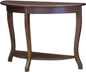 Crestline Hardwood Sofa Table