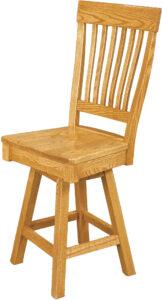 Dillard Style Swivel Bar Chair