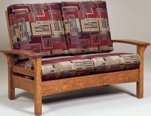 Durango Hardwood Loveseat