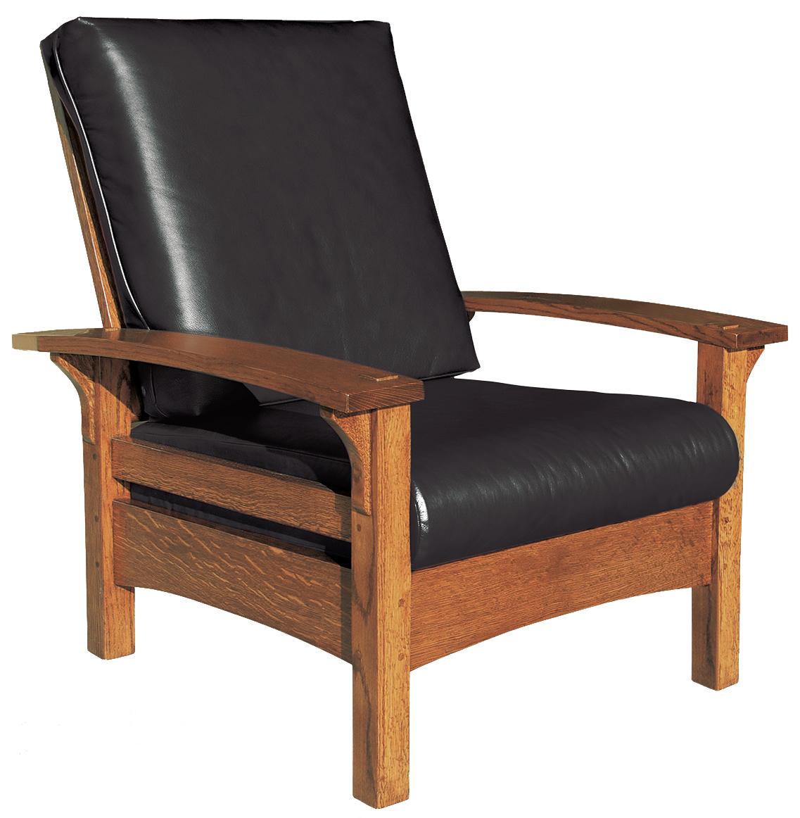 Amish Durango Morris Chair