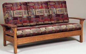 Durango Hardwood Sofa