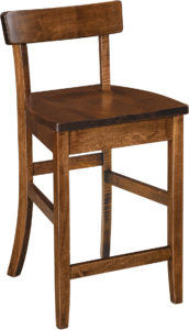 Eddison Stationary Bar Stool