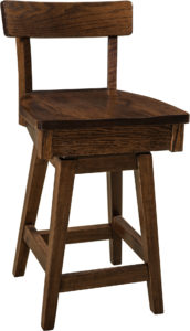 Eddison Style Swivel Bar Stool