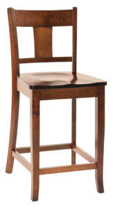 Ellington Stationary Bar Chair