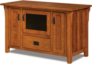 Elliot Hardwood TV Cabinet