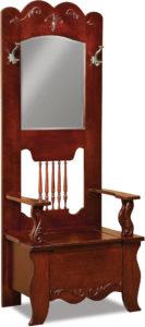 Ellis Wood Hall Seat