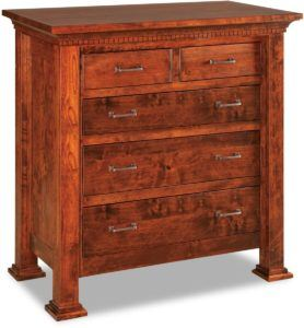 Empire Five Drawer Child's Chest