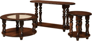 Empire Occasional Table Set