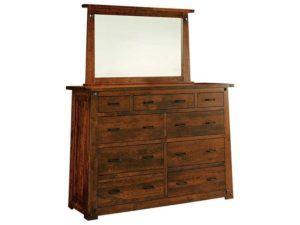 Encada Nine Drawer Dresser