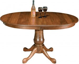 Estate Oval Dining Room Table