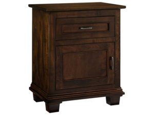 Francine One Drawer Nightstand