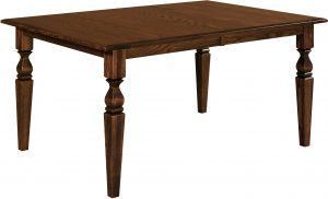 Fremont Leg Dining Room Table