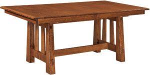 Fremont Trestle Dining Table
