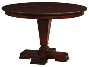 Fulton Single Pedestal Dining Table