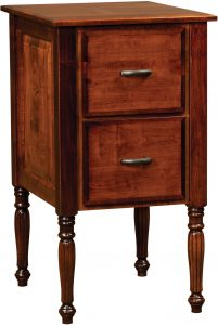 Garrison Two Drawer File Cabinet
