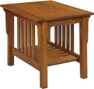Graham Style End Table