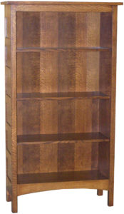 Granny Mission Tall Bookcase