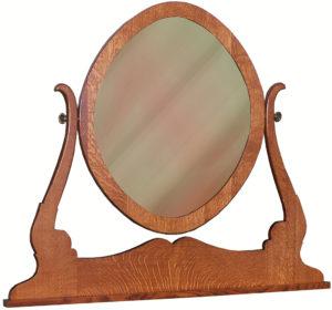 Granny Mission Dresser Mirror